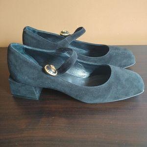 Dolce & Gabbana Bambino Mary Jane Shoes